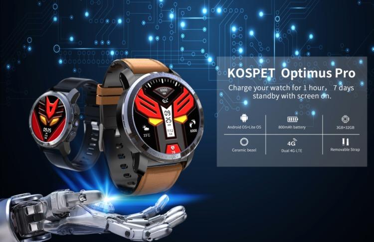 Kospet Optimus Pro インプレッション・評価・感想