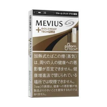 メビウス・ゴールド・ロースト・プルーム・テック・プラス MEVIUS GOLD ROAST FOR Ploom TECH+外観