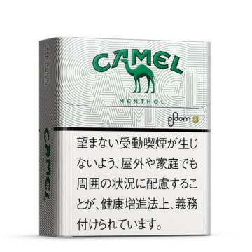 Camel Menthol for Ploom S キャメル・メンソール・プルーム・エス用