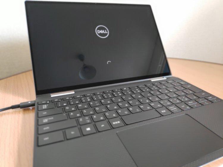 Dell XPS 13 2-in-1 プラチナ 7390 総合評価