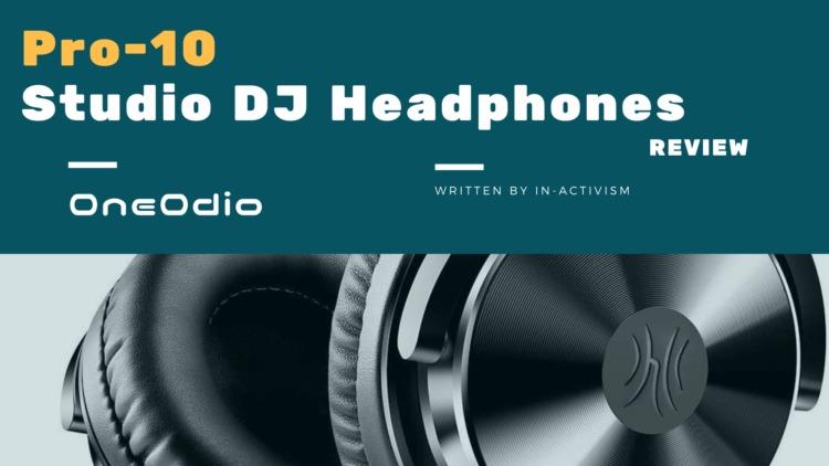 OneOdio DJ モニターヘッドホン Pro-10(pro2) レビュー|観賞用メインで満足感の高い5,000円以下多目的型有線ヘッドホン