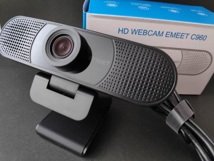 eMeet WEBカメラ C960 実機レビュー・評価・感想