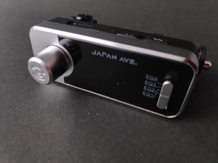 JAPAN AVE. Bluetooth 5.0 FMトランスミッター 実機レビュー・評価・感想