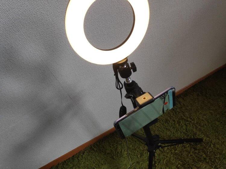 Atmoko LEDリングライト BH377A 総合評価