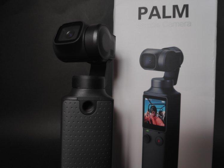 Xiaomi FIMI PALM 3軸ジンバルカメラ 総合評価