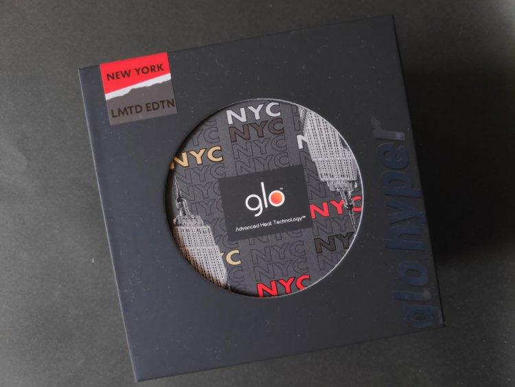 グロー・ハイパー・ニューヨーク / glo hyper NEW YORK 外観デザイン