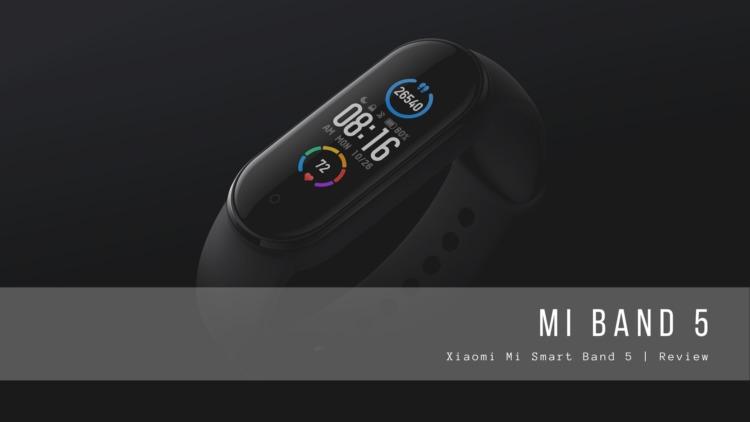 Xiaomi Mi Band 5 レビュー|ヘルス・スポーツトラッキングの精度が向上!新旧モデルとの違い・比較