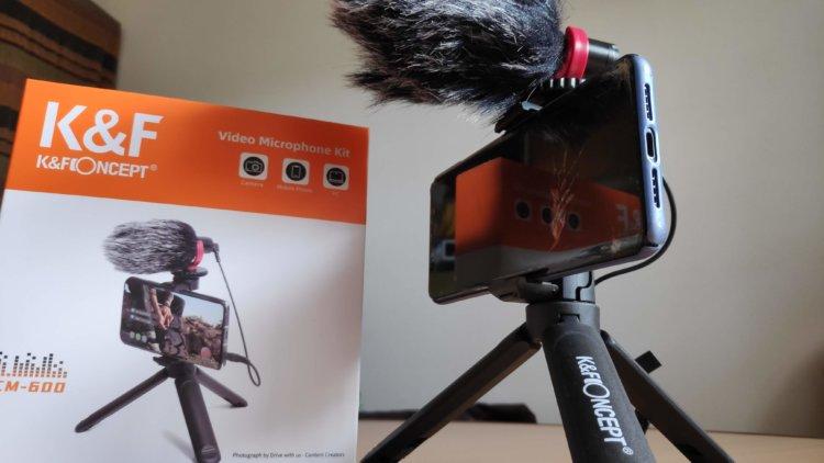 K&F ビデオマイクキット CM-600 総合評価
