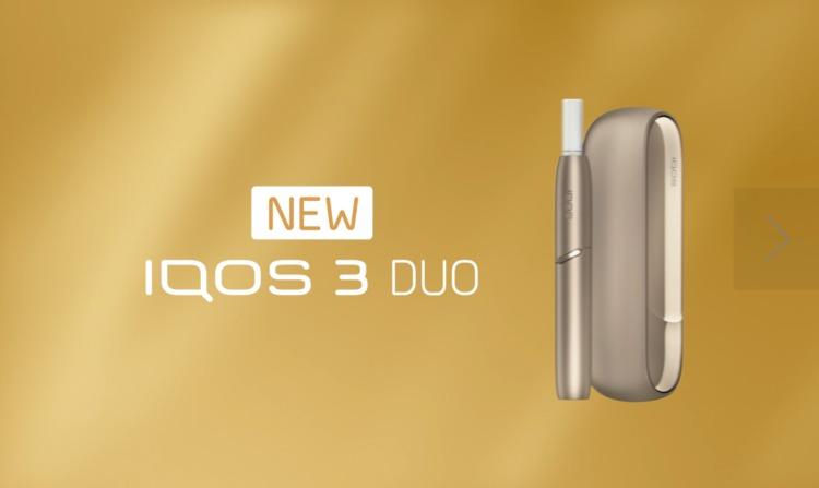 IQOS(アイコス)3 DUO キット インプレッション