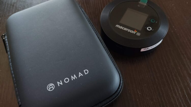 Nomad WiFi ノマドワイファイ(端末:Macaroon SE01) 総合評価