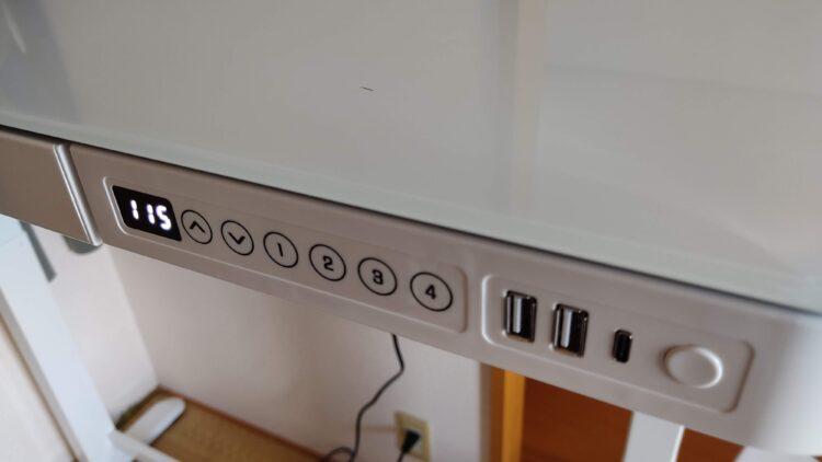 FLEXISPOT 電動式昇降デスク EG8 使用感