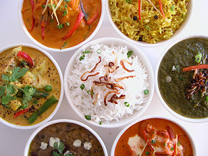 indische Restaurants in Berlin