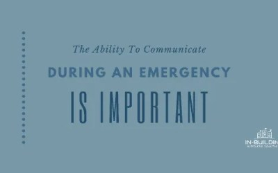 The Ability To Communicate With One Another During An Emergency Is Important | ERRCS