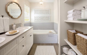 salle de bain douche ou sanitaire