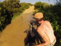 Water Sliding