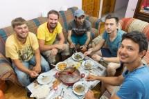 International Dinner