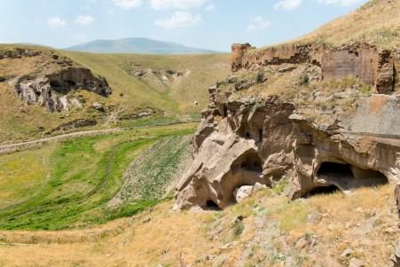 Troglodyte cave