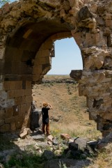 Watching Armenians canyon