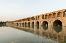 One of Esfahan's Bridges
