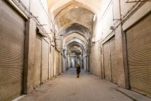 Abandoned Bazar