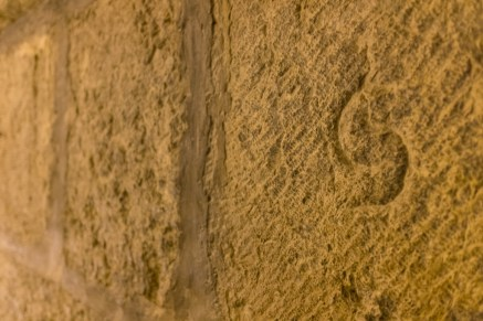 Worker's Signarure on every Stone