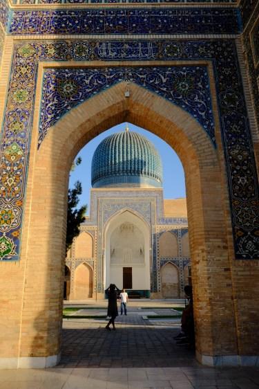 Amor Timur Mausoleum