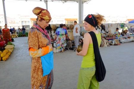 Curious Uzbek