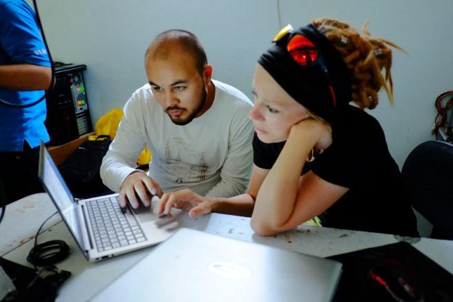 Notebook fixing Team