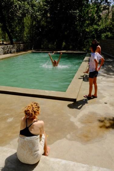 Refreshing Mountain Brook Pool