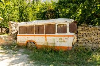 AyrtonSenna Bus