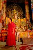 Buddha & funny Tour Guide