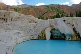 Natural hot Pool