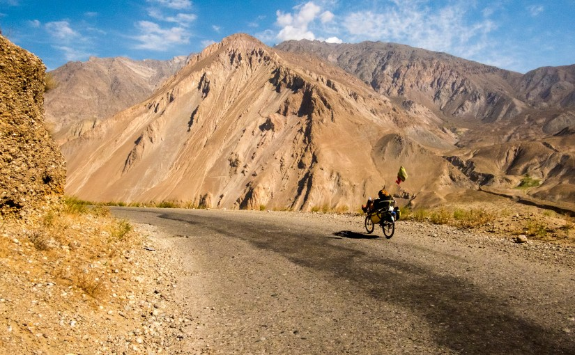Pamir Highway Part I: Dushanbe – Khorog