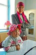 Teacher & Daughter