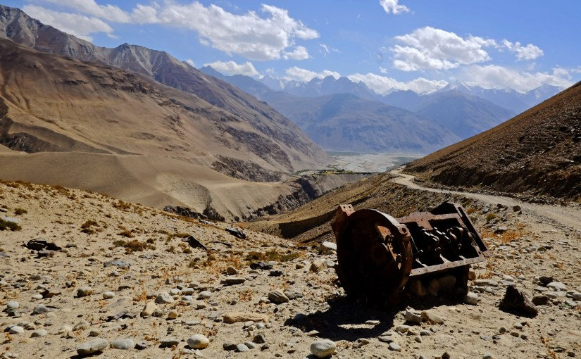 Pamir Highway Part II: Khorog – Alichur