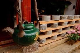 Tea Pressing Stones