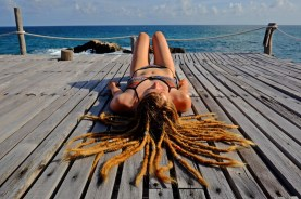 Dreads mermaid