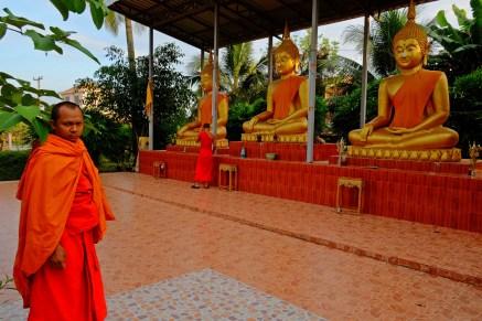 Master & Buddha