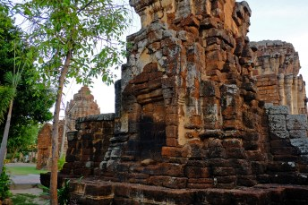 Remnants of Angkor Kingdom