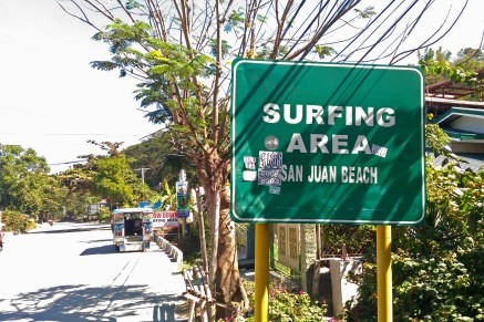 Official Surf Area