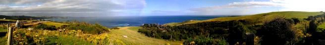 Coastline Panorama