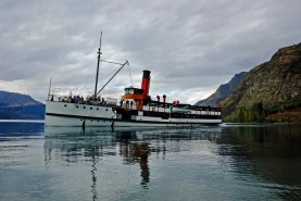 TSS Earnslaw Steamboat