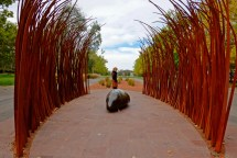 Art Installation in Canberra