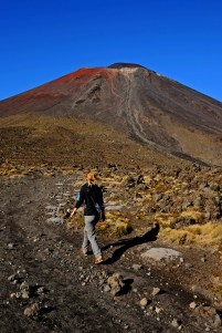 Ascending the Volcano