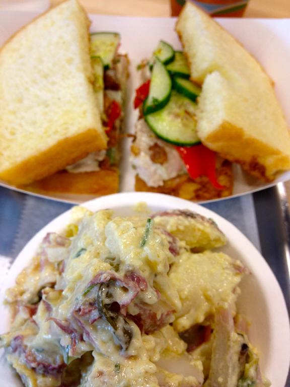Mile End Sandwich