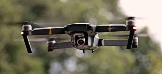 videoispezioni con drone in cantiere - hightech