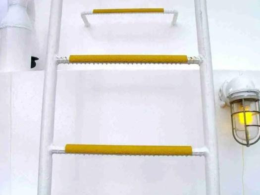 antiscivolo pioli scale - diversi tipi di pioli artigianali