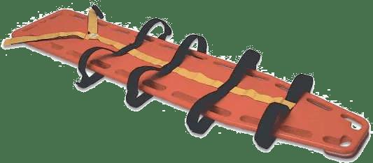 barelle per soccorso - tavola spinale economica