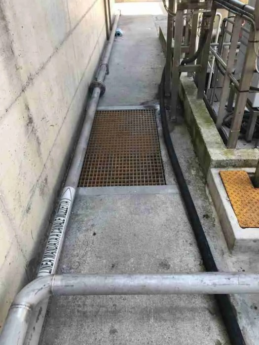 spazi confinati - sopralluogo tecnico