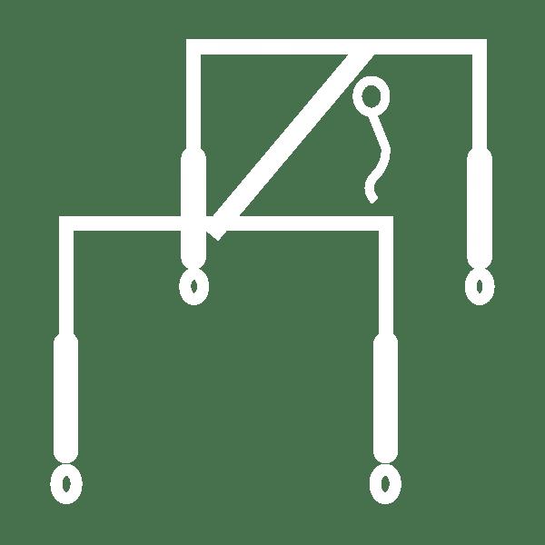 anticaduta baie di carico a portale mobile